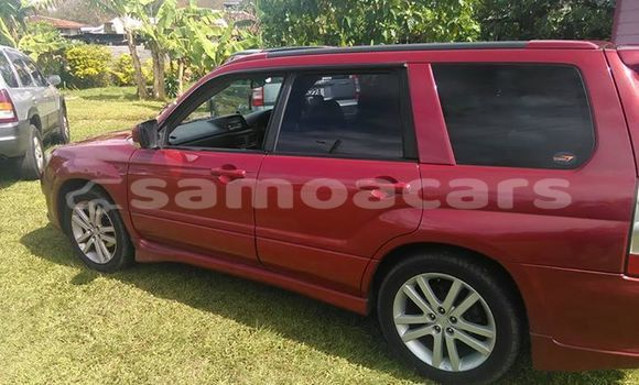 Buy Used Subaru Forester Other Car in Gautavai in Satupa'itea