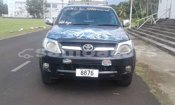 Buy Used Toyota Hilux Other Car in Mulifanua in Aiga-i-le-Tai