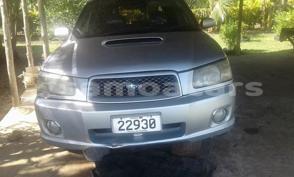 Buy Used Subaru Forester Other Car in Neiafu in Vaisigano