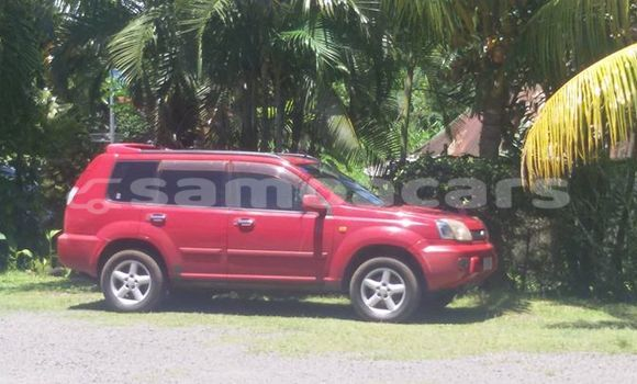 Buy Used Nissan X–Trail Other Car in Samamea in Va'a-o-Fonoti