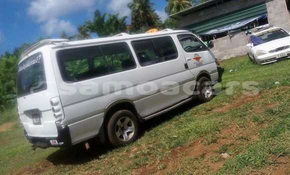 Buy Used Toyota Hiace Other Car in A'opo in Gagaifomauga