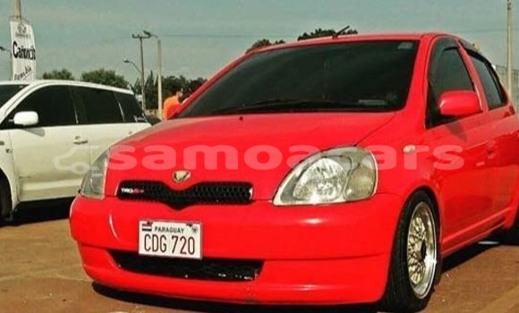Buy Used Toyota Vitz Other Car in Samalae'ulu in Gaga'emauga