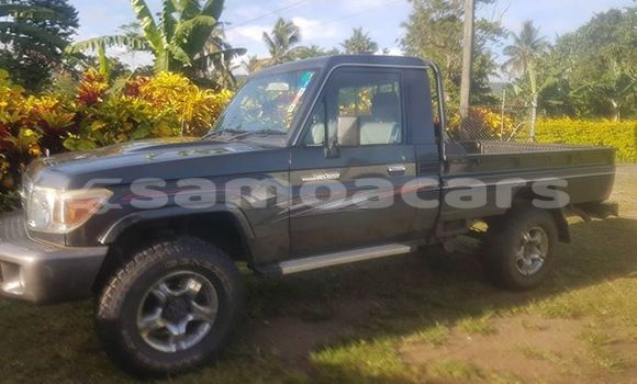 Buy Used Toyota Landcruiser Other Car in Neiafu in Vaisigano