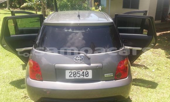 Buy Used Toyota IST Other Car in Solosolo in Atua