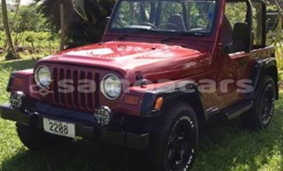 Buy Used Jeep Wrangler Other Car in Taga in Palauli