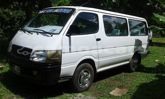 Buy Used Toyota Hiace Other Car in Neiafu in Vaisigano