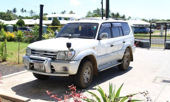 Buy Used Toyota Landcruiser Other Car in Falelatai in A'ana