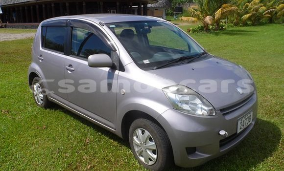 Buy Used Toyota Passo Other Car in Samamea in Va'a-o-Fonoti