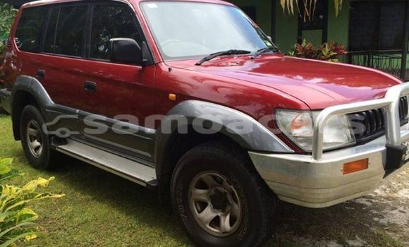 Buy Used Toyota Land Cruiser Prado Other Car in Samamea in Va'a-o-Fonoti