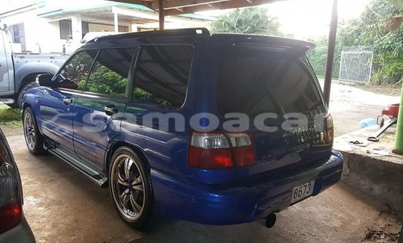 Buy Used Subaru Forester Other Car in Mulifanua in Aiga-i-le-Tai