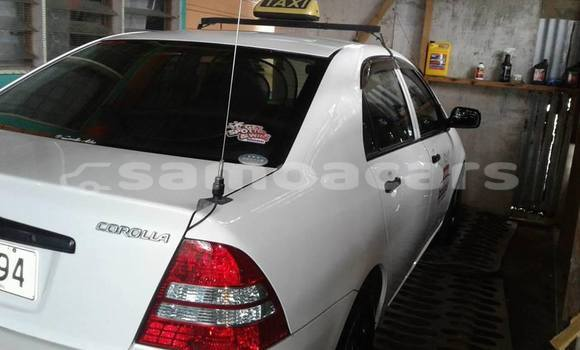 Buy Used Toyota Corolla Other Car in Neiafu in Vaisigano