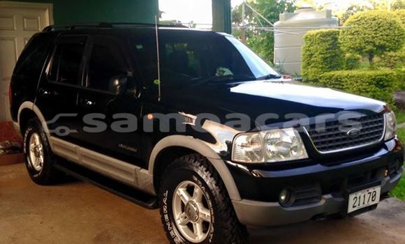 Buy Used Ford Explorer Other Car in Samamea in Va'a-o-Fonoti