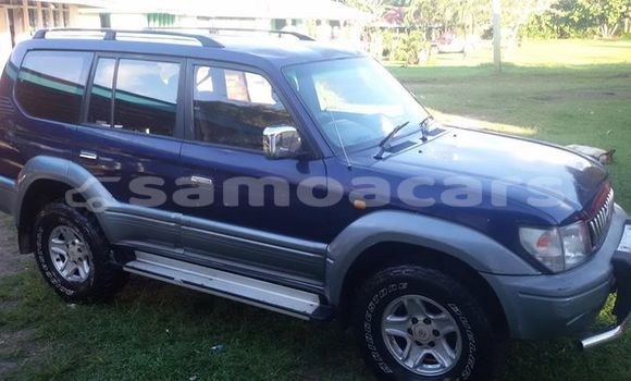 Buy Used Toyota Land Cruiser Prado Other Car in Apia in Tuamasaga