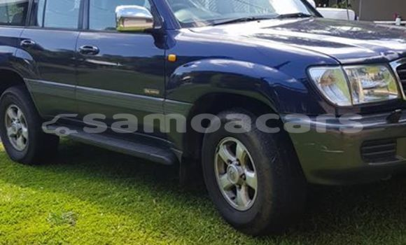 Buy Used Toyota Landcruiser Other Car in A'opo in Gagaifomauga