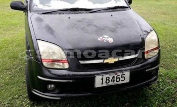 Buy Used Chevrolet Cruz Black Car in Apia in Tuamasaga