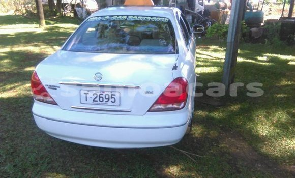 Buy Used Nissan Bluebird White Car in Vaitele in Tuamasaga