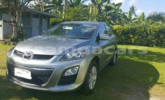 Buy Used Mazda CX–7 Silver Car in Apia in Tuamasaga