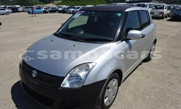 Buy Used Suzuki Swift Silver Car in Apia in Tuamasaga
