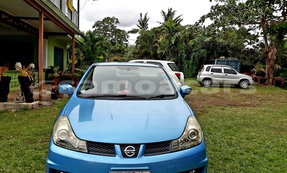 Buy Used Nissan Wingroad Blue Car in Vaitele in Tuamasaga