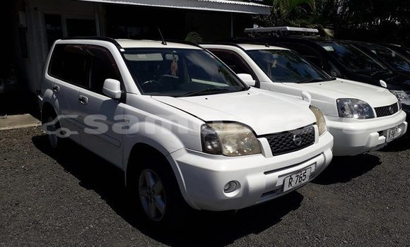 Buy Used Nissan Xtrail White Car in Apia in Tuamasaga