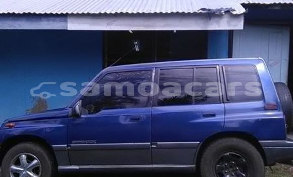 Buy Used Suzuki Vitara Other Car in Vaitele in Tuamasaga