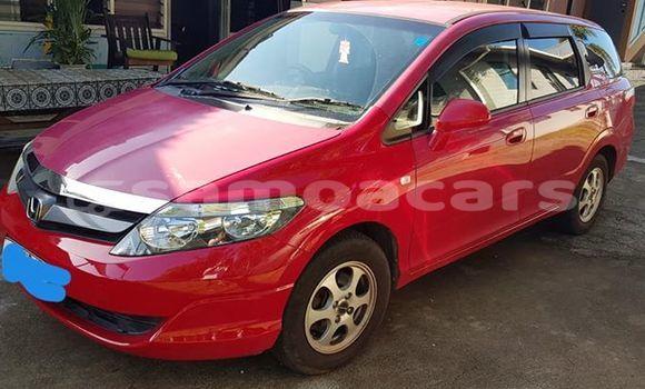 Buy Used Honda Airwave Red Car in Apia in Tuamasaga