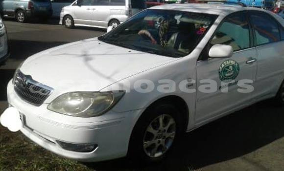 Buy Used Toyota Camry White Car in Apia in Tuamasaga