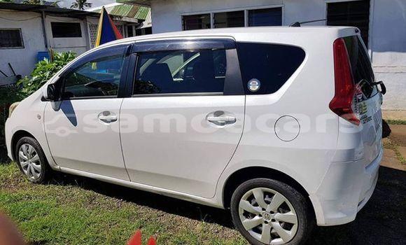 Buy Used Toyota Passo White Car in Apia in Tuamasaga