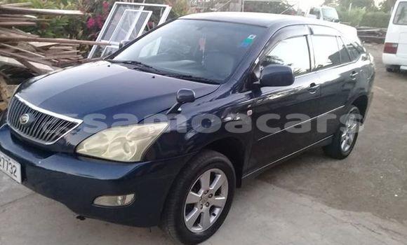 Buy Used Toyota Harrier Black Car in Vaitele in Tuamasaga