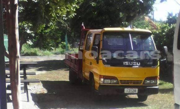 Buy Used Isuzu D–MAX Other Car in Apia in Tuamasaga