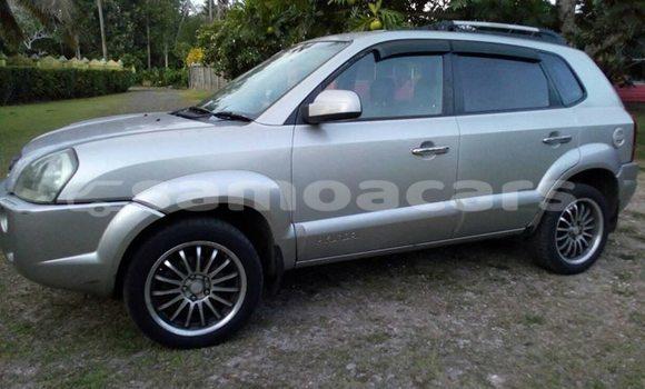Buy Used Hyundai Tucson Silver Car in Apia in Tuamasaga