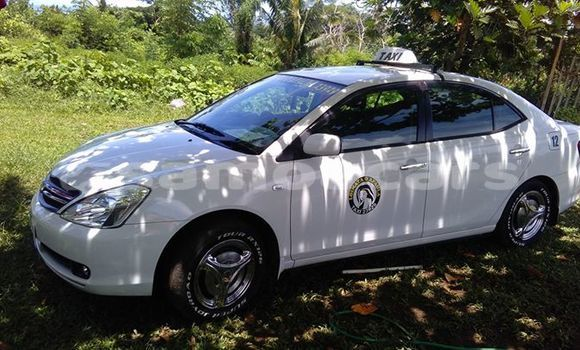Buy Used Toyota Allion Other Car in Neiafu in Vaisigano