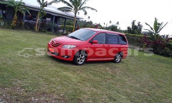 Buy Used Mazda MPV Red Car in Vaiola in Fa'asaleleaga
