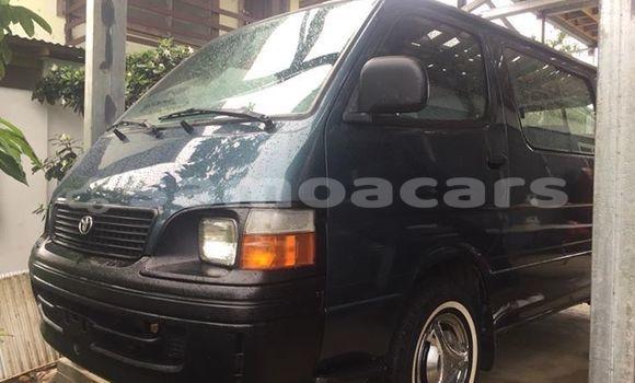 Buy Used Toyota Hiace Black Car in Apia in Tuamasaga