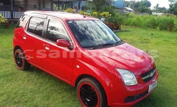 Buy Used Chevrolet Cruz Red Car in Apia in Tuamasaga