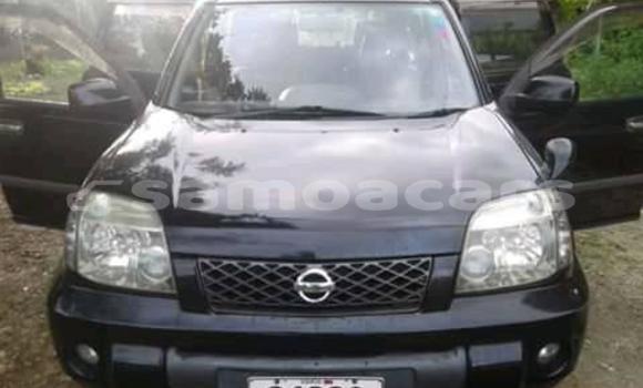 Buy Used Nissan X–Trail Black Car in Vaitele in Tuamasaga