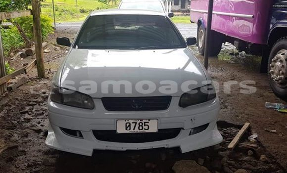 Buy Used Toyota Camry White Car in Vaitele in Tuamasaga