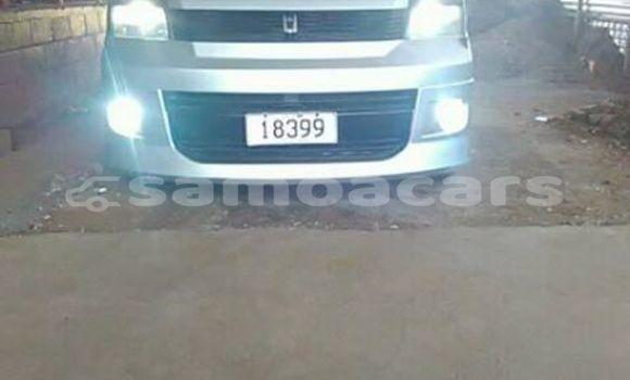 Buy Used Toyota Voxy Silver Car in Vaitele in Tuamasaga