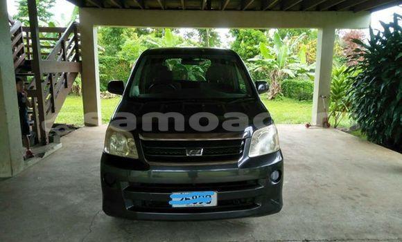 Buy Used Toyota Noah Black Car in Vaitele in Tuamasaga