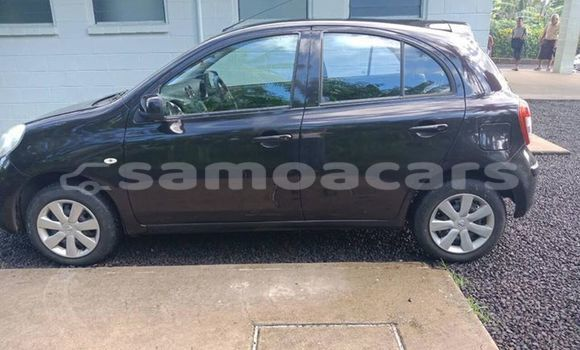 Buy Imported Nissan March Other Car in Apia in Tuamasaga