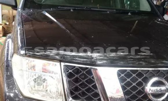 Buy Imported Nissan Navara Black Car in Vaitele in Tuamasaga