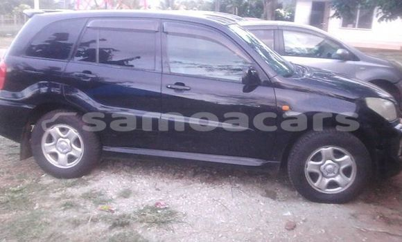 Buy Imported Toyota RAV4 Black Car in Apia in Tuamasaga