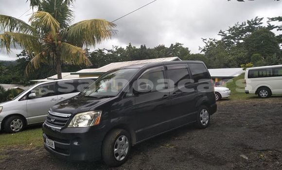 Buy Imported Toyota Noah Black Car in Apia in Tuamasaga
