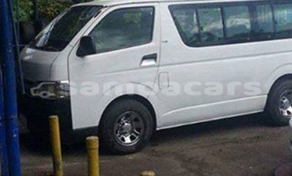Buy Used Toyota Hiace Other Car in Taga in Palauli