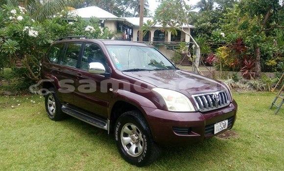 Buy Imported Toyota Land Cruiser Prado Other Car in Apia in Tuamasaga