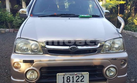 Buy Imported Daihatsu Terios Other Car in Apia in Tuamasaga