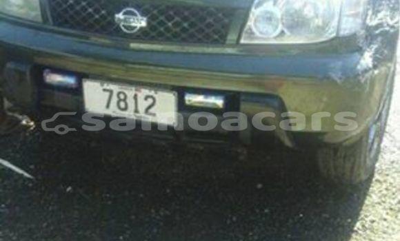 Buy Imported Nissan X–Trail Black Car in Vaitele in Tuamasaga