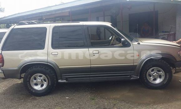 Buy Imported Ford Explorer Other Car in Apia in Tuamasaga