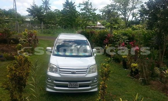 Buy Used Toyota Noah Silver Car in Apia in Tuamasaga