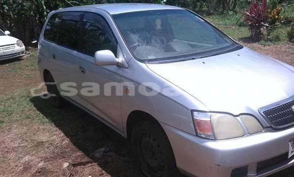 Buy Used Toyota Gaia Silver Car in Apia in Tuamasaga